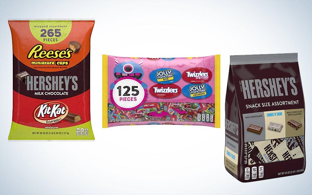 Halloween candy deals