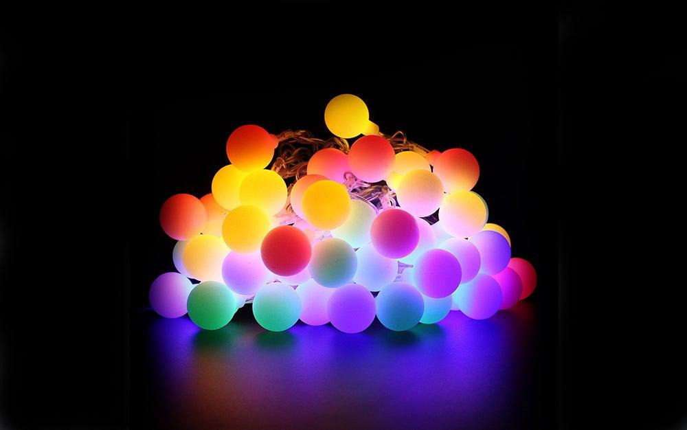 BlueFire LED Ball String Lights