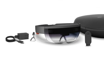Here's What's In The Microsoft HoloLens Box