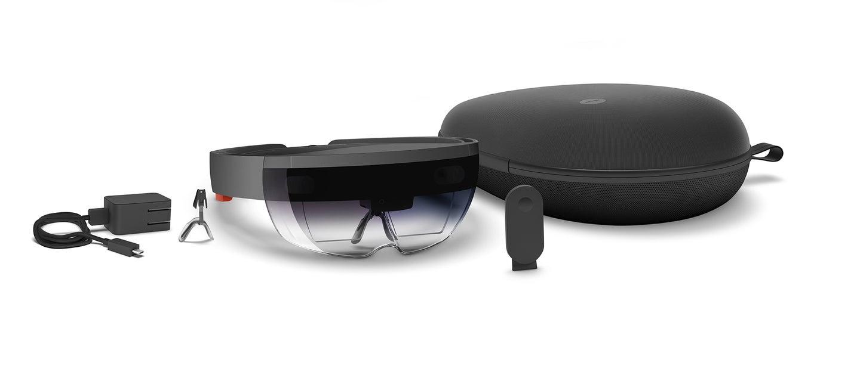 HoloLens Developer Edition promotional image