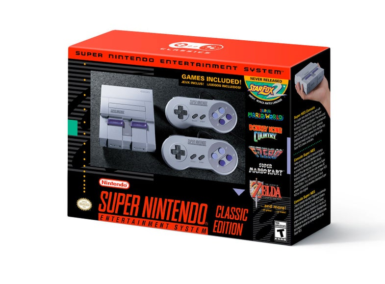 Is the SNES Classic worth the price tag?