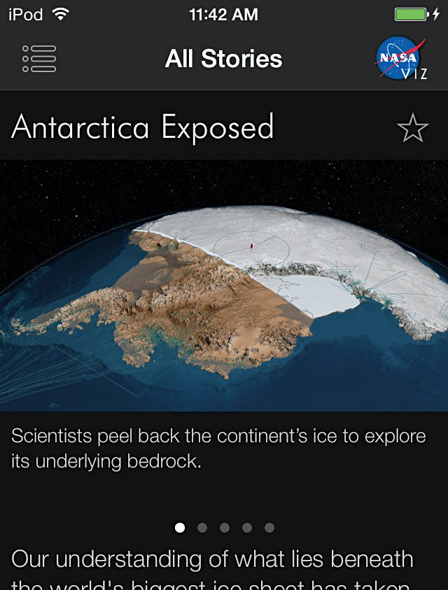 NASA App Brings Data About The Earth To Its Inhabitants