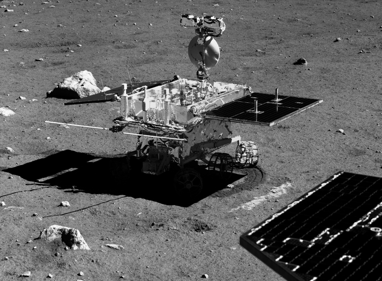 Check Out These Gorgeous New Pictures From China's Moon Mission