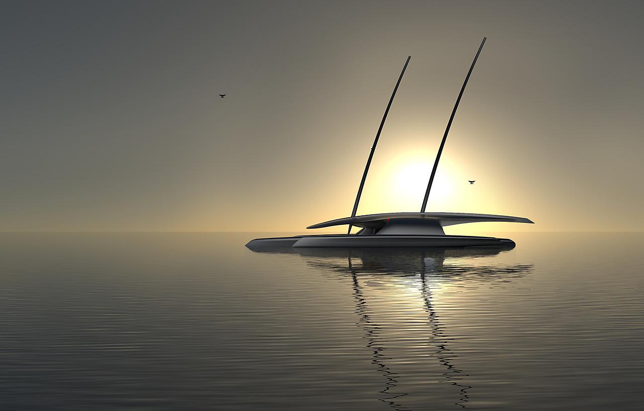 A Solar-Powered Mayflower Will Cross The Atlantic In 2020