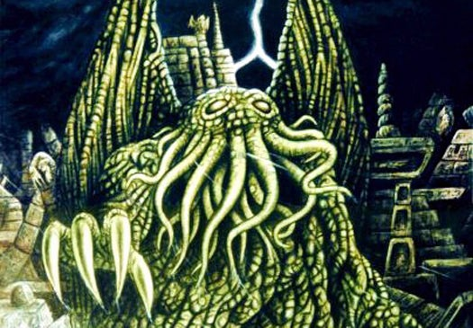 Cthulhu Lives In The Gut Of A Termite