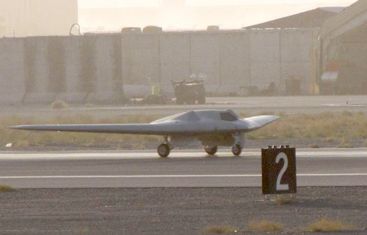 The 'Beast of Kandahar' Stealth Aircraft Quietly Resurfaces in New Pics