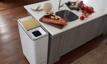 Whirlpool wants you to trash your old composting methods and buy a fancy food recycler
