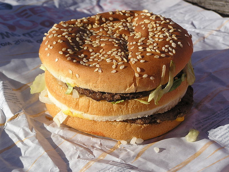 Science Confirms The Obvious: Fast Food Is Pretty Bad For You