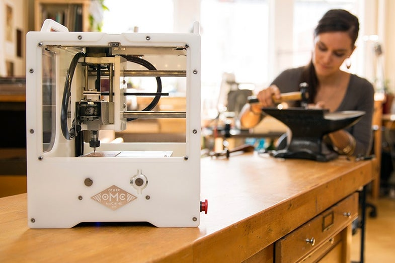 '3-D Cutter' Othermill Goes On Sale