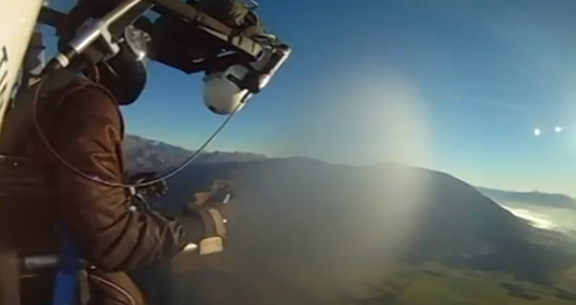 Video: Martin Jetpack Crushes Previous Record by Climbing to 5,000 Feet