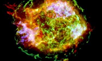 Found: Proof That Seafloor Bacteria Ate Radioactive Supernova Dust