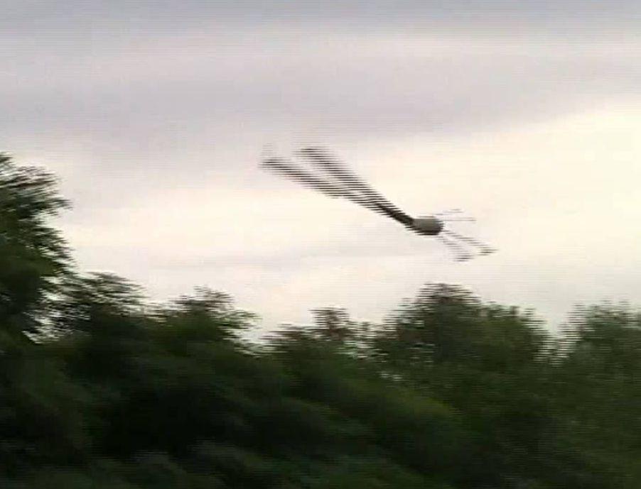 Video: Lockheed's Amazing Monocopter Drone Takes Flight