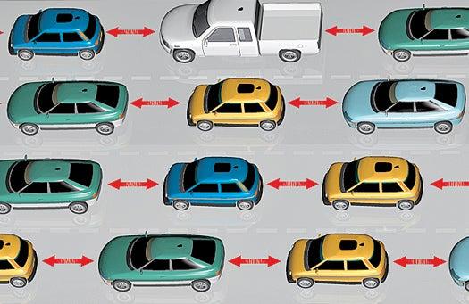 Future of the Car: The Urban Commute, 2020