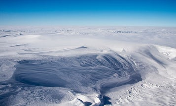Ice Cores From Melting Glaciers Will Be Stored In Antarctica