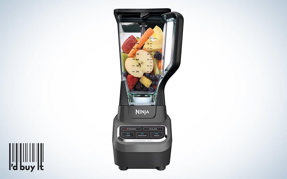 A Ninja blender for 41 percent off? I'd buy it.