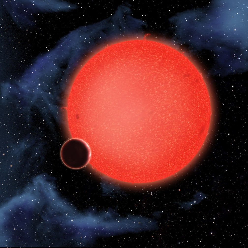 Hubble Discovers the First 'Waterworld,' an Exoplanet Covered in Water
