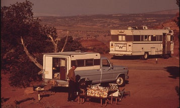 John Steinbeck On Why 'Camping Is For The Birds'