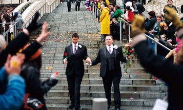 Same-Sex Marriage Doesn't Affect Opposite-Sex Marriage Rates, Study Finds