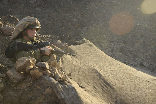 U.S. Army to Test Body Armor Built Specifically For Women