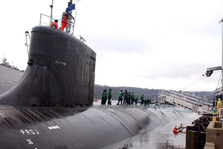"""Submarine"