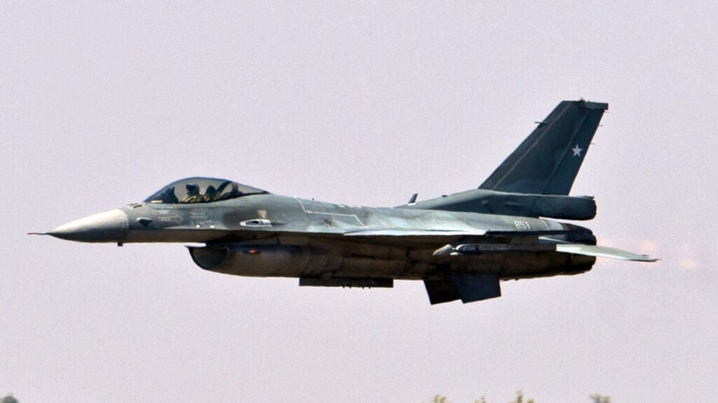 Modern Equivalent: F-16 Fighting Falcon