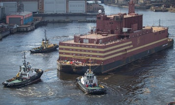 Russia floats new nuclear power station—and new risks