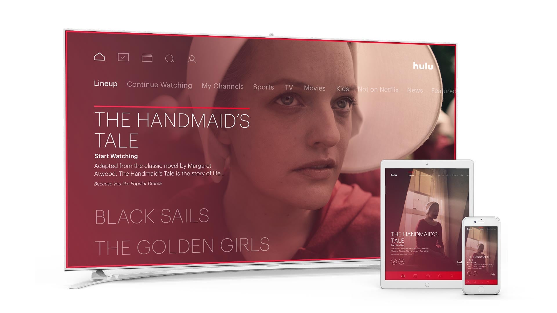 Hulu's $40 Live TV service is basically basic cable for cord-cutters