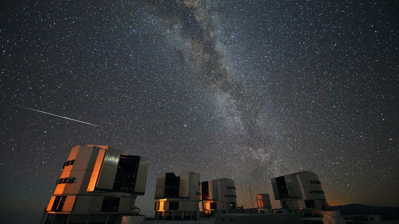 The Perseid meteor shower is peaking tonight—here's how to catch it