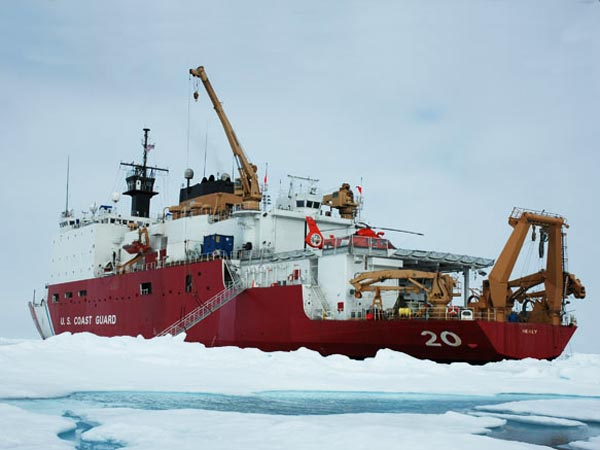 Mission to the North Pole
