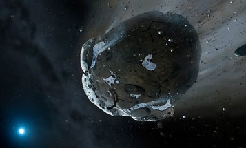 Rosetta Offers New Insight Into Where Water On Earth Came From