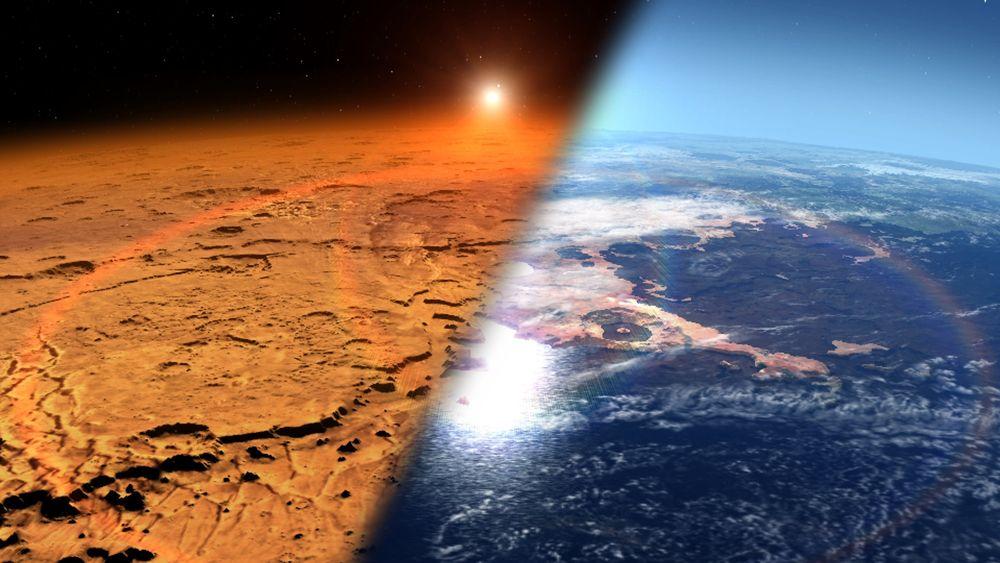Bringing Life To Mars