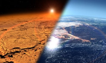 We finally know what happened to (most of) Mars' missing atmosphere