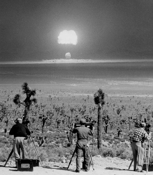 The U.S. Conducted Atomic Weapons Tests On Beer