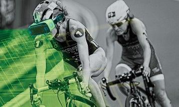 Virtual Reality Training Turns Olympic Triathlon Course Into Motor Memory