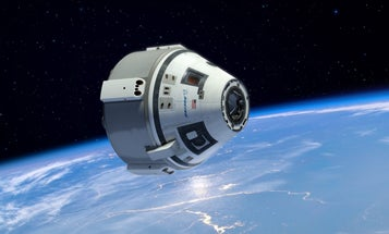 NASA Places First Order With Boeing For Human Spaceflight