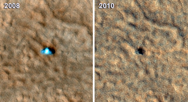 NASA Pronounces Phoenix Mars Lander Officially Dead