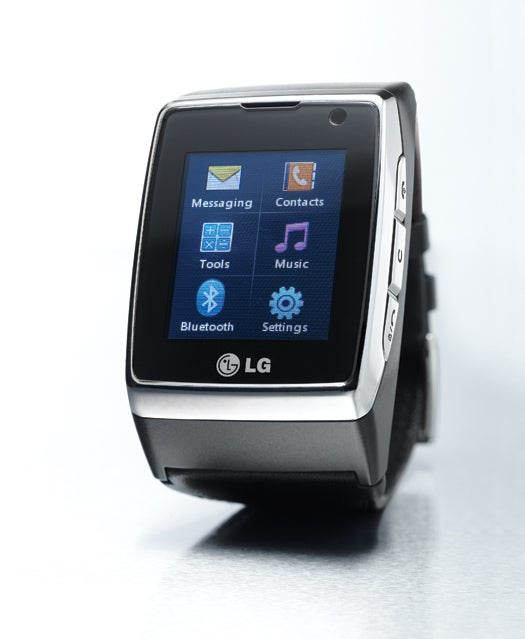 Cellphone Watches Aren't Just for Dick Tracy Anymore