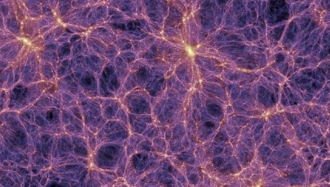 Dark Matter Hits Close to Home