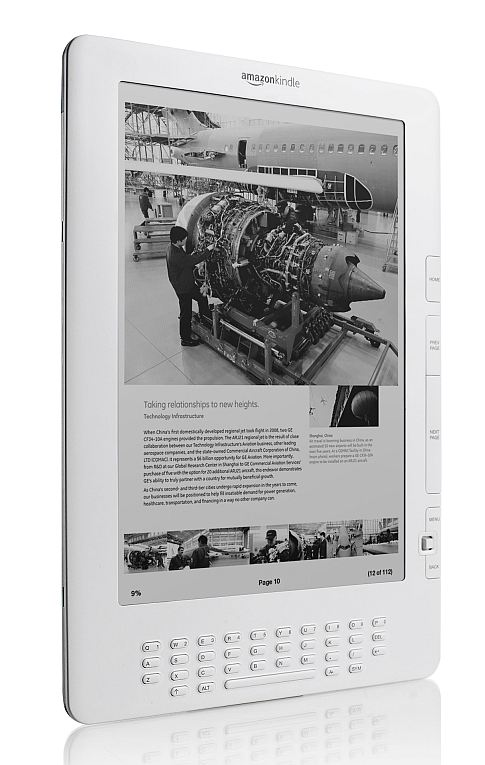 The Kindle: We Can Rebuild It. We Have the Technology