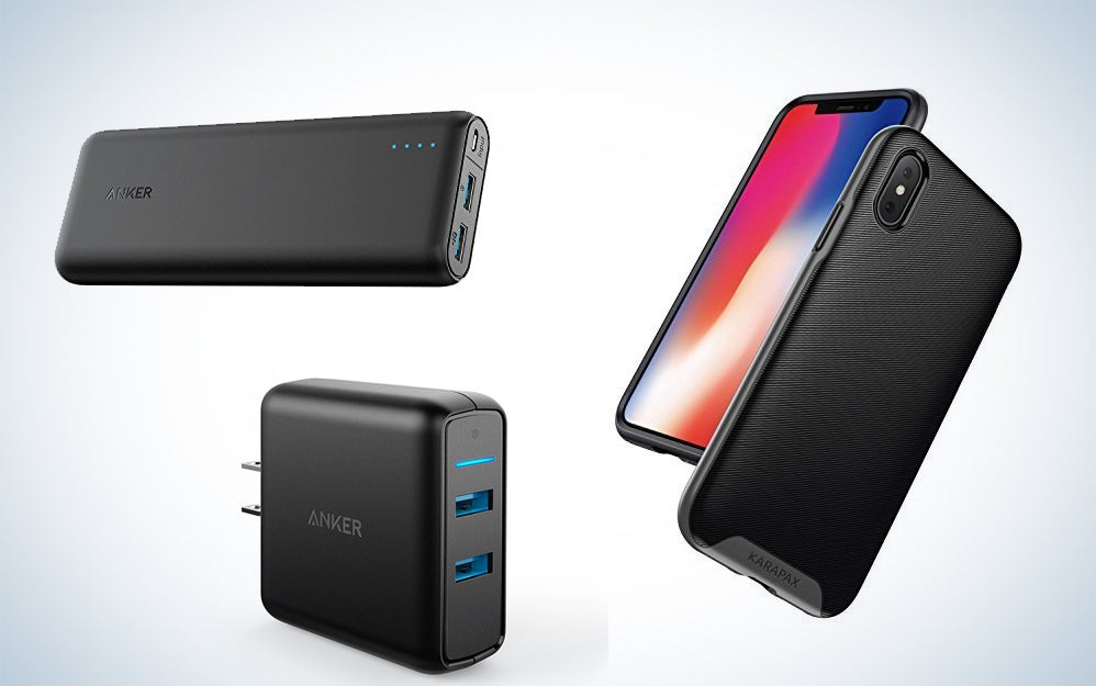 Anker phone and charging accessories