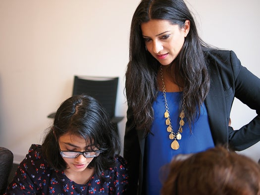How Reshma Saujani Is Building A Generation Of Girls Who Code