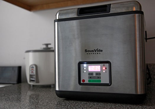 Sous Vide Supreme Review: The Tenderest Meats, From the Science Lab To Your Home Kitchen