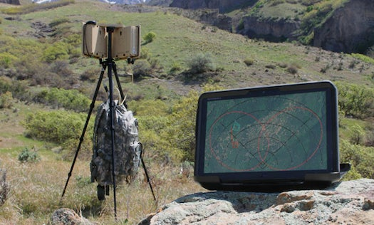 Backpack Radar Can Detect Ambushers Within 150 Acres