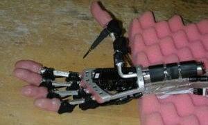 Dexterous New Prosthetic Hands