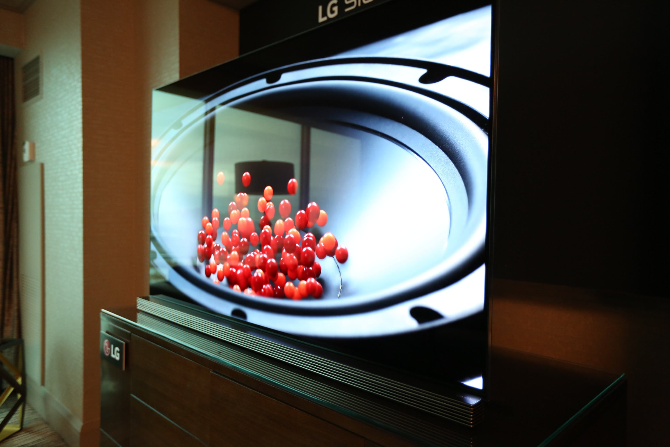 LG's New TVs Are Wicked Thin