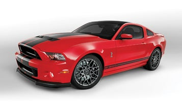 Ford's Fastest Mustang Ever: A 200mph Muscle Car