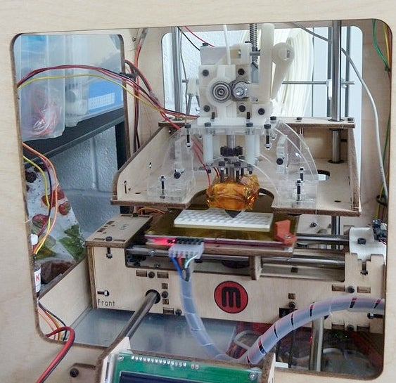 The Pentagon is Investing Millions to Advance the Future of 3-D Printing Tech