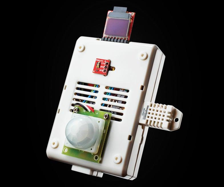 How To Build A Smart Home Sensor