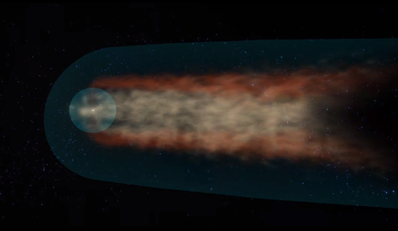Big Pic: The Solar System Has A Tail