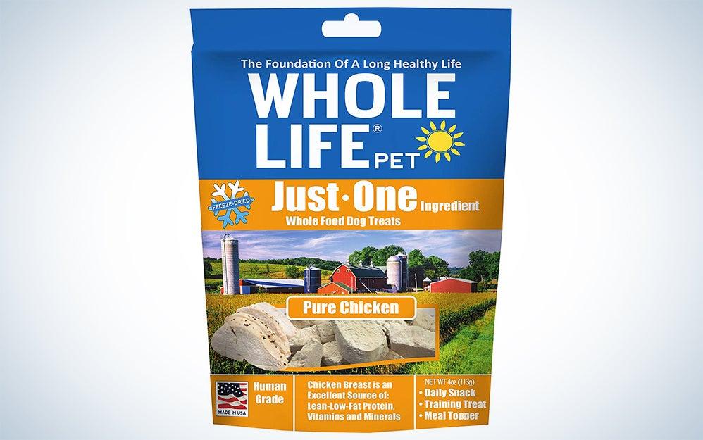 Whole Life Natural Dog Treat